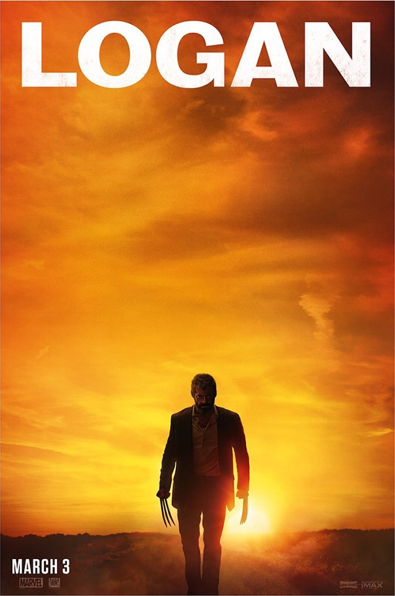 Logan - The Wolverine: il poster