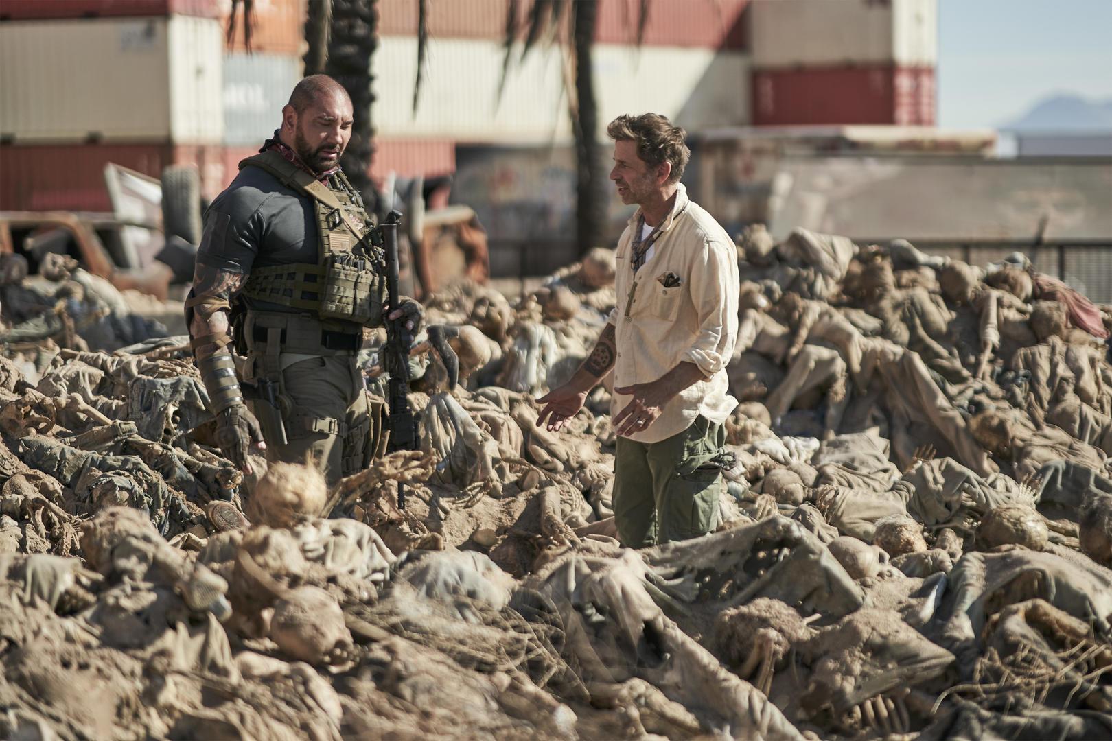 Army of the Dead trailer italiano trama e cast del film di Zack Snyder