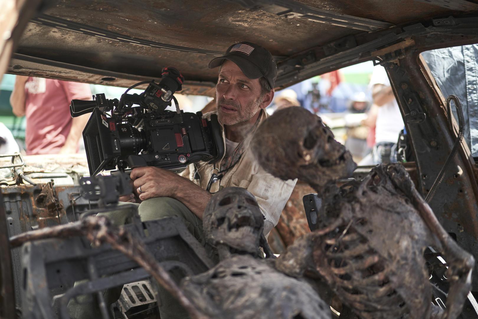 Zack Snyder alla regia di Army of the Dead