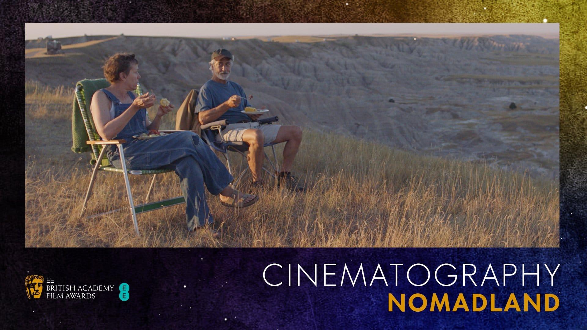 Nomadland vince il BAFTA alla migliore fotografia