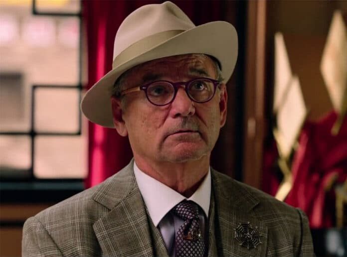 Bill Murray torna a parlare di Ghostbusters: Legacy