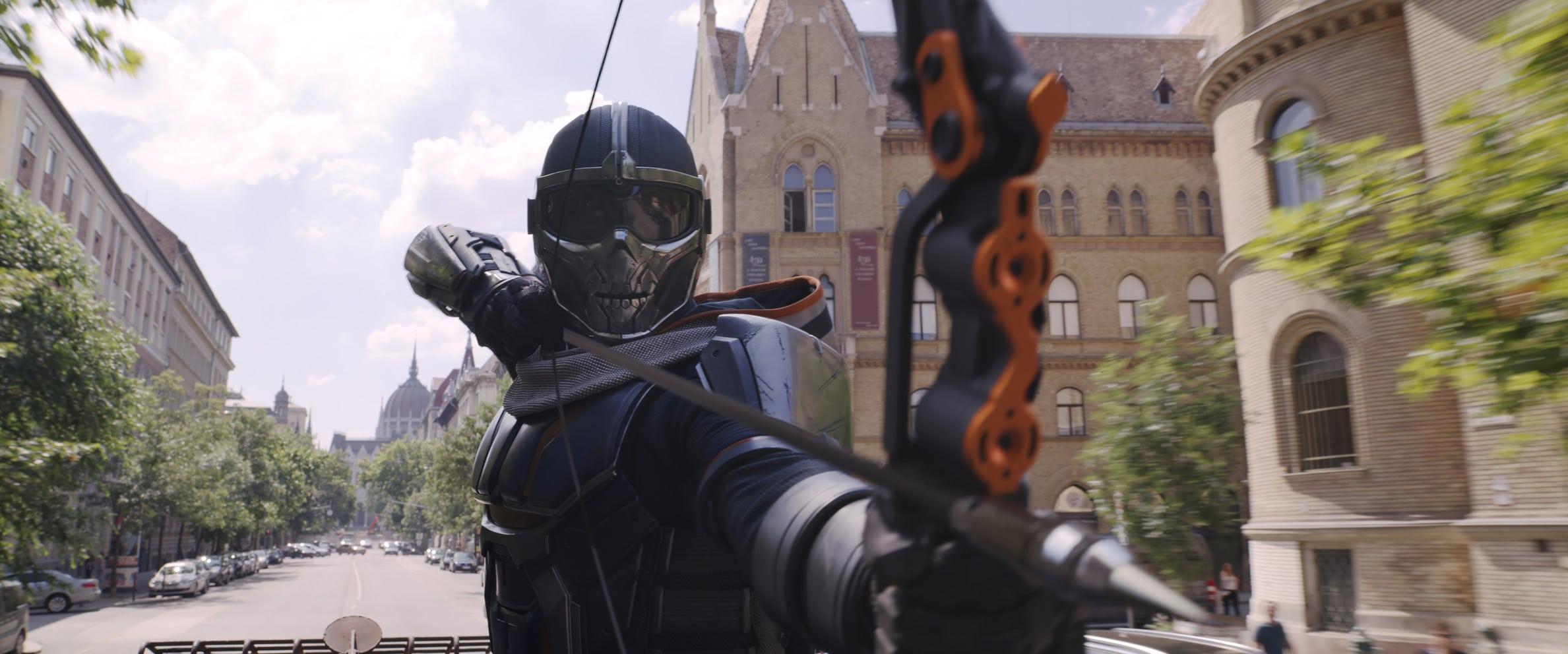Taskmaster, il villain di Black Widow