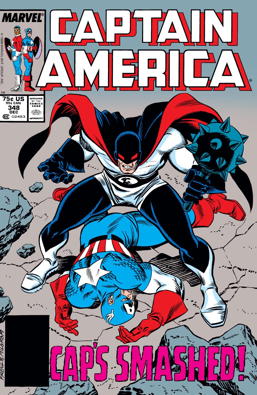 Spezzabandiera (Flag Smasher) nei fumetti