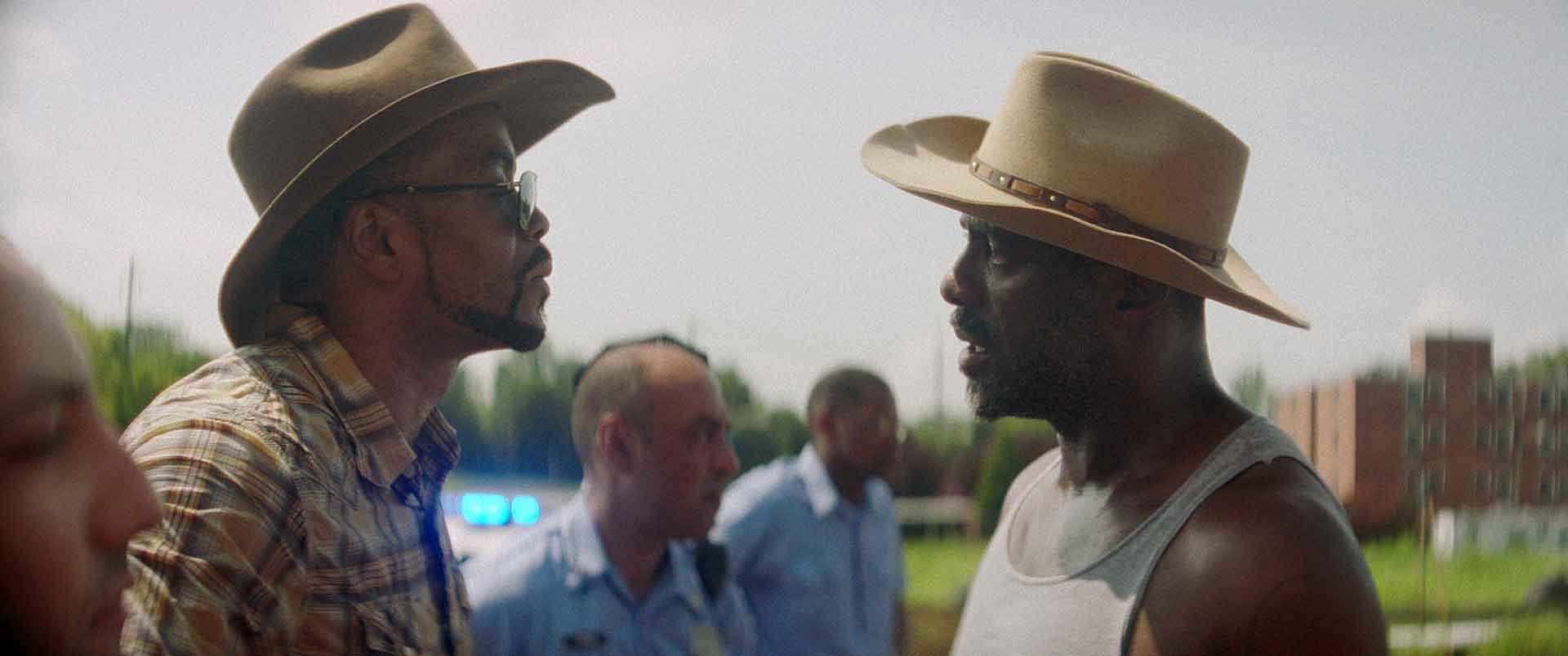 Method Man e Idris Elba