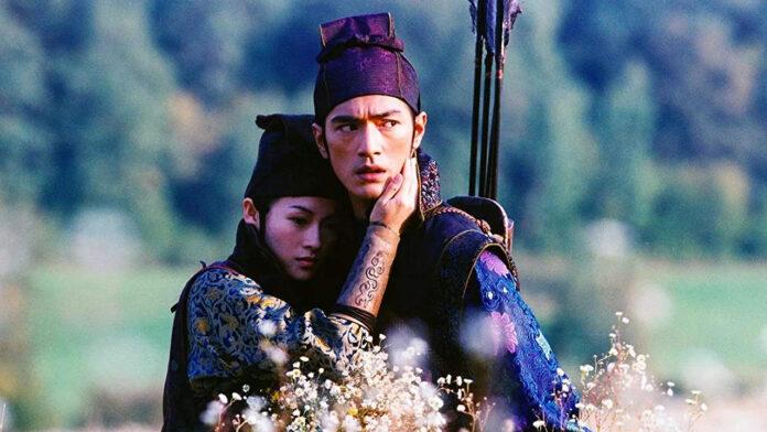 La foresta dei pugnali volanti recensione film scritto e diretto da Zhang Yimou