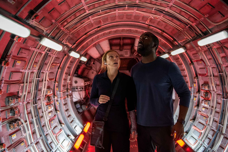 Toni Collette e Shamier Anderson