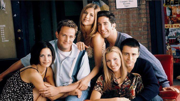 Friends Reunion: trama cast dichiarazioni e inizio delle riprese