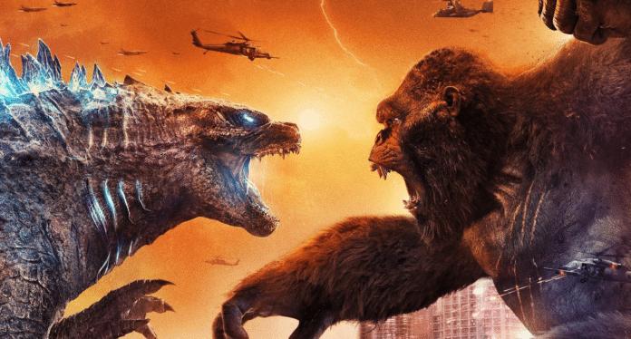 Godzilla vs. Kong: Box Office da record Tenet battuto