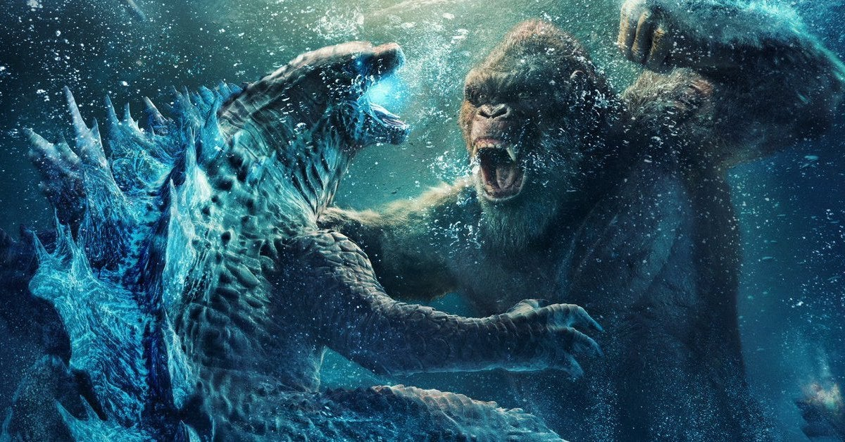 Godzilla vs. Kong: Box Office da record