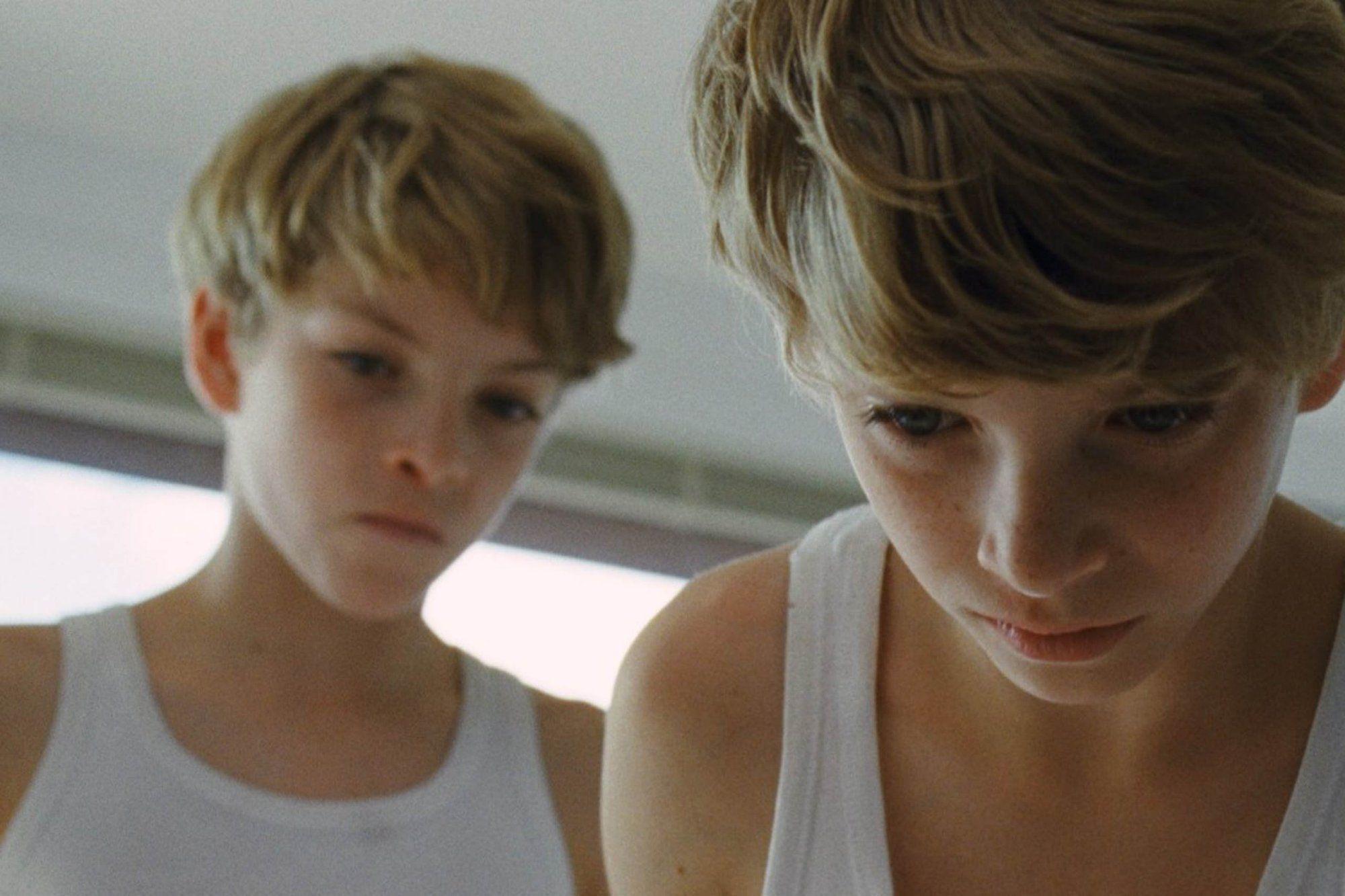 Elias Schwarz e Lukas Schwarz