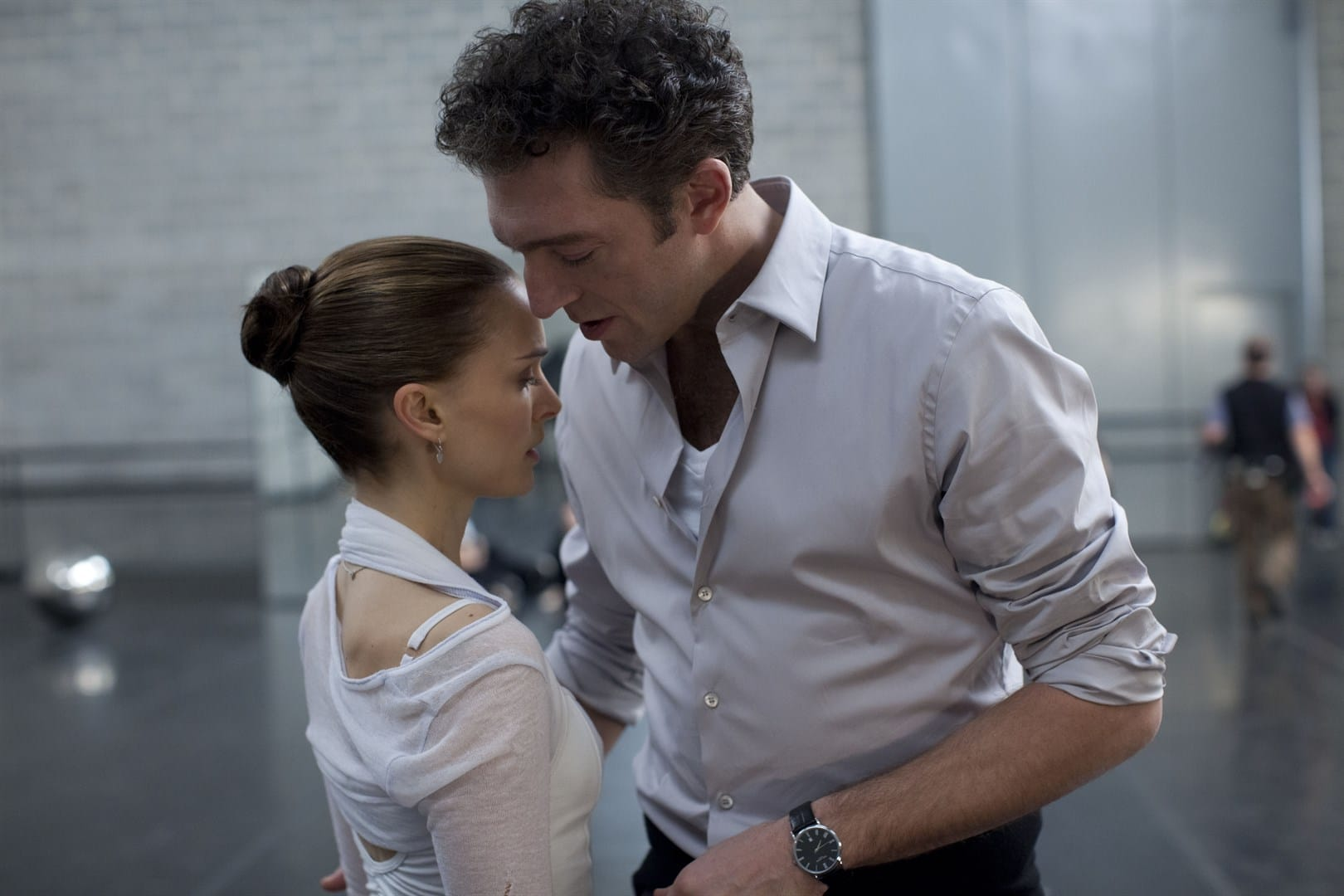 Natalie Portman e Vincent Cassel