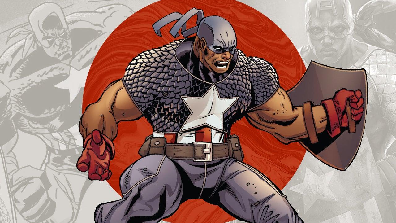 Isaiah: il primo Captain America di colore