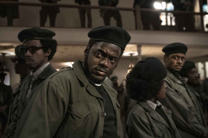 Judas and the Black Messiah recensione film con Daniel Kaluuya