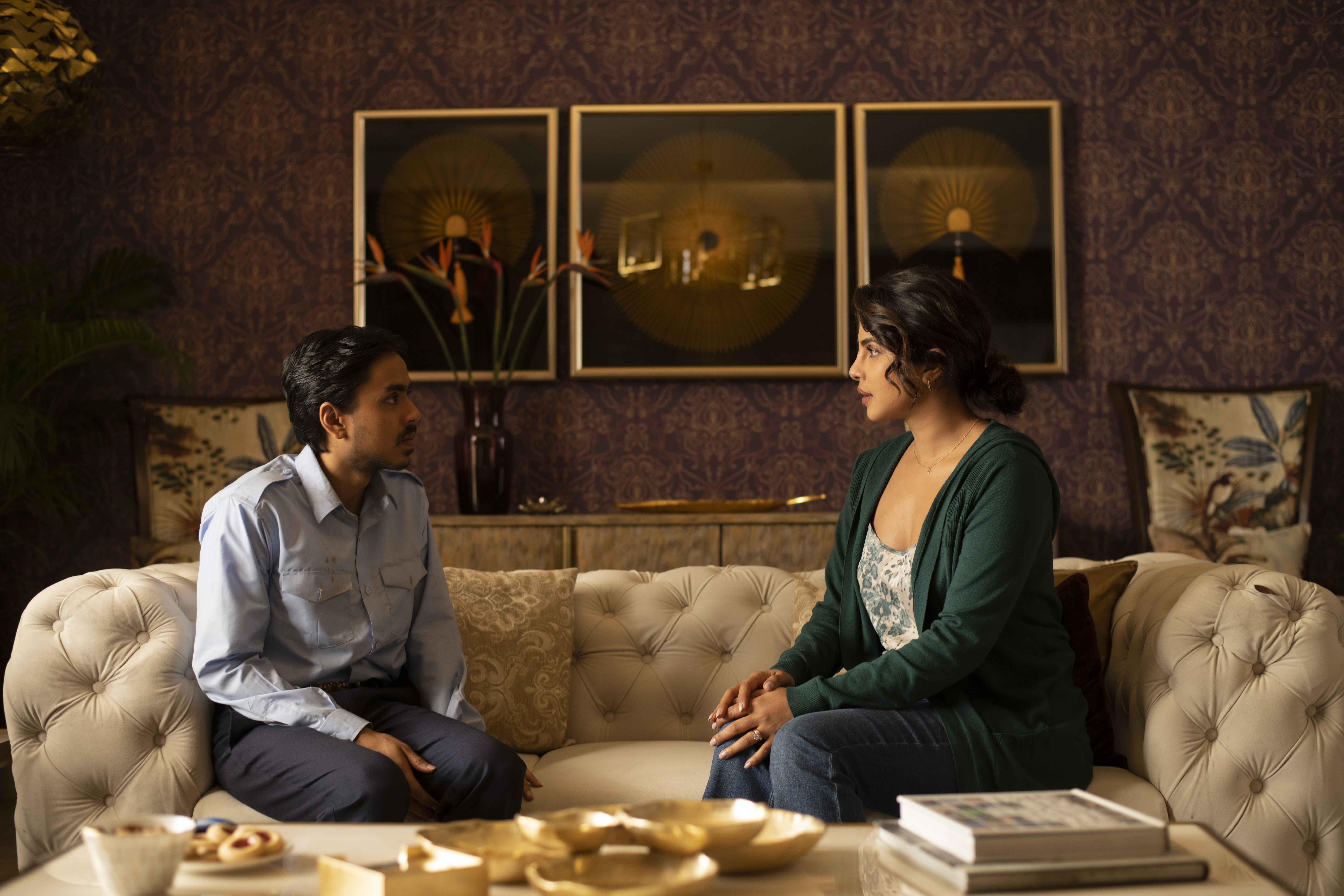 Adarsh Gourav e Priyanka Chopra