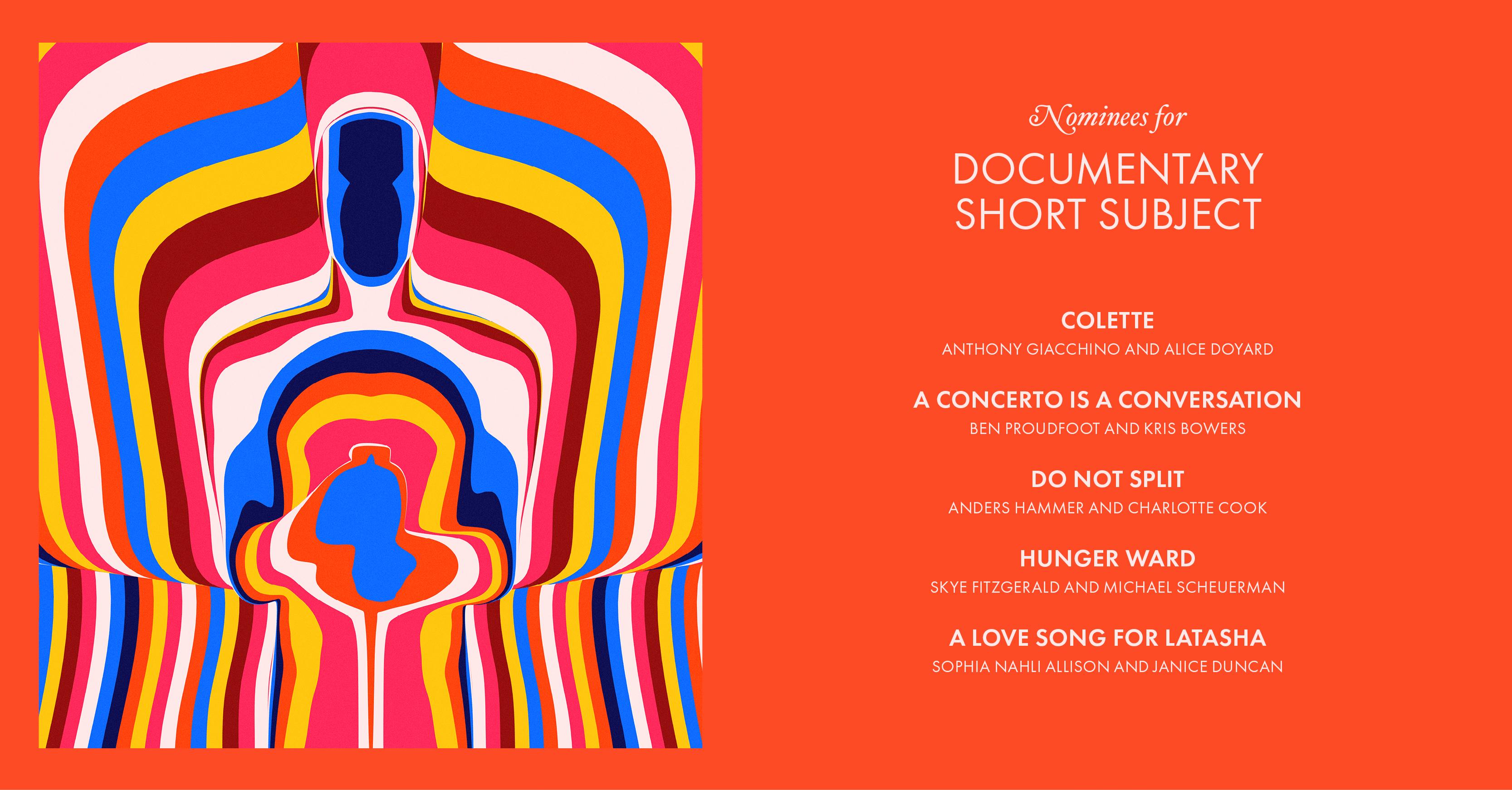 Oscar 2021 Migliori Cortometraggi Documentari