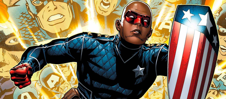 ElijahBradley, Patriot negli Young Avengers