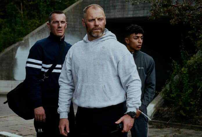 Shorta recensione film di Frederik Louis Hviide Anders Ølholm