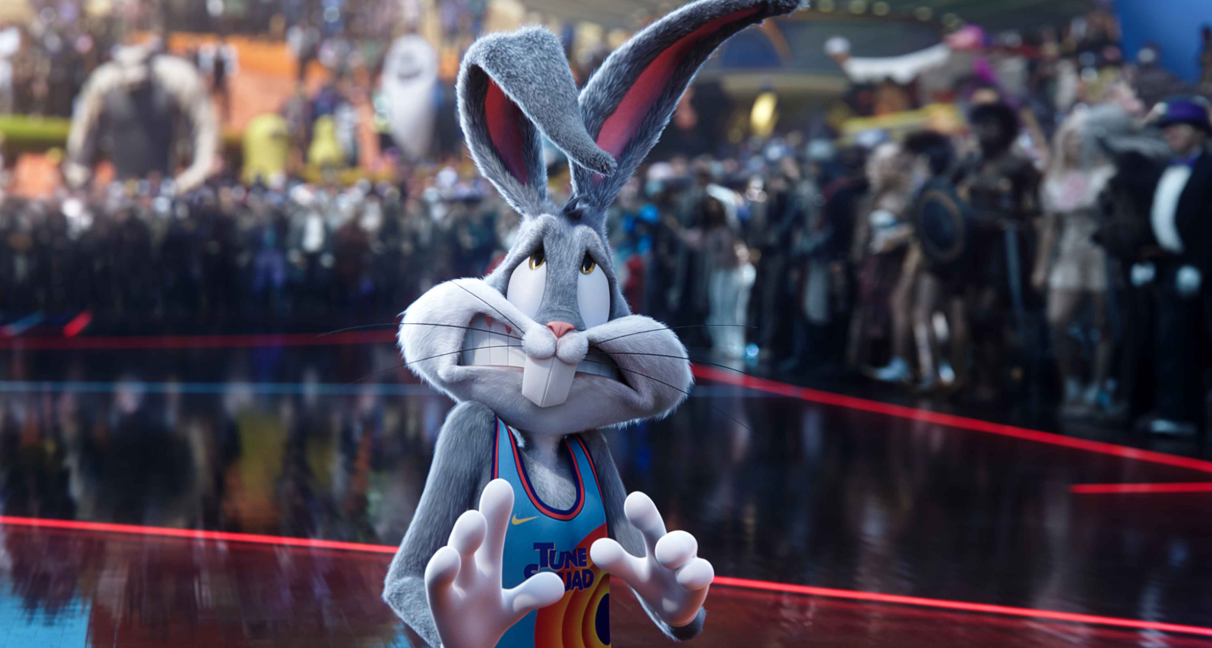Bugs Bunny in Space Jam: New Legends