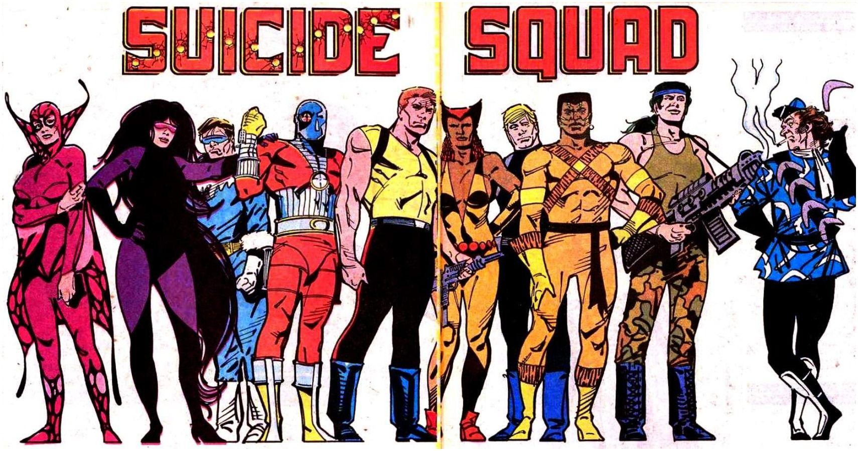 Suicide Squad: l'anarchia della malvagità in casa DC Comics