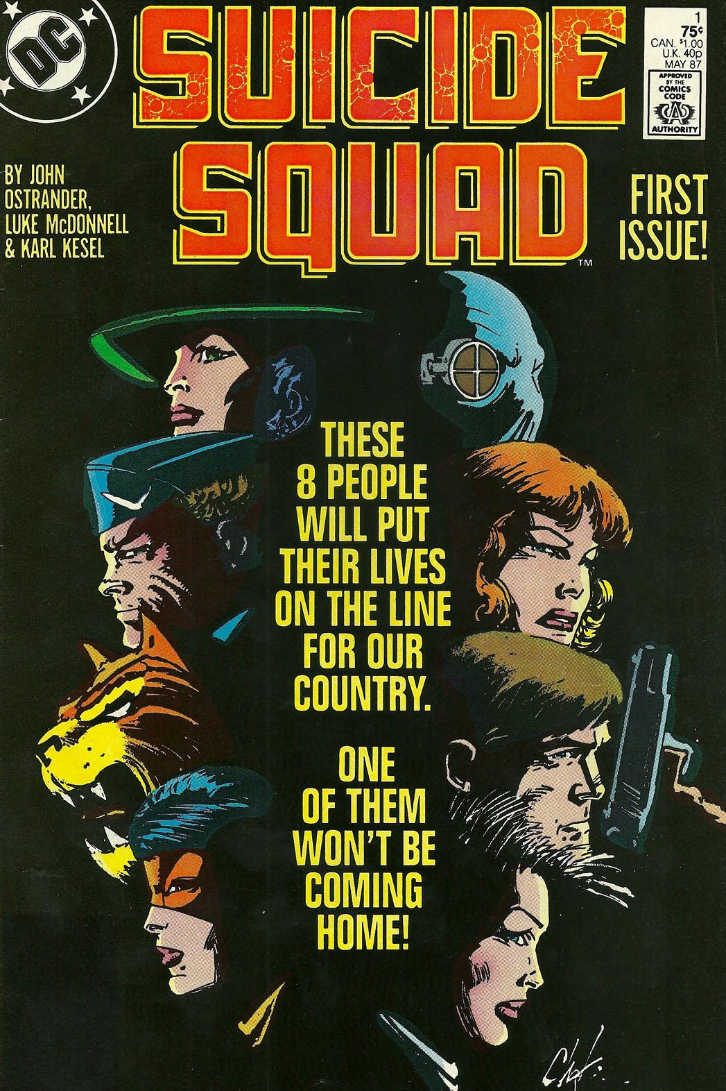 Suicide Squad di John Ostrander
