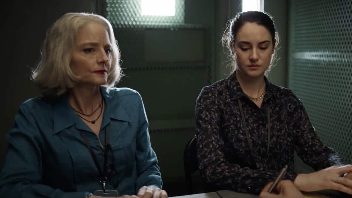 Jodie Foster e Shailene Woodley