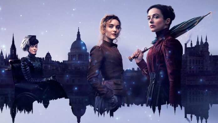 The Nevers recensione serie TVSky di Joss Whedon