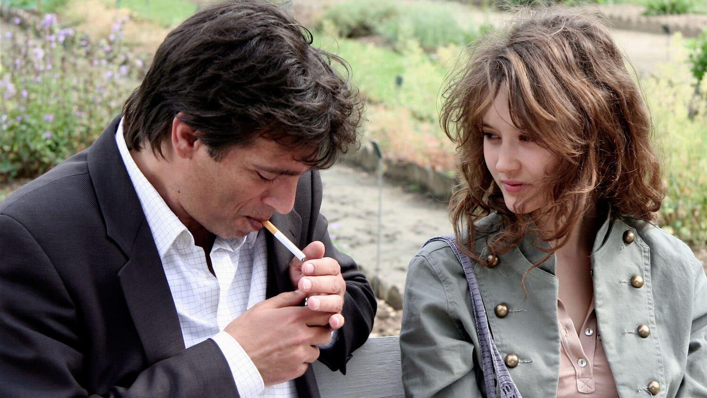 Paul Blain e Constance Rousseau in Tout Est Pardonné di Mia Hansen-Løve