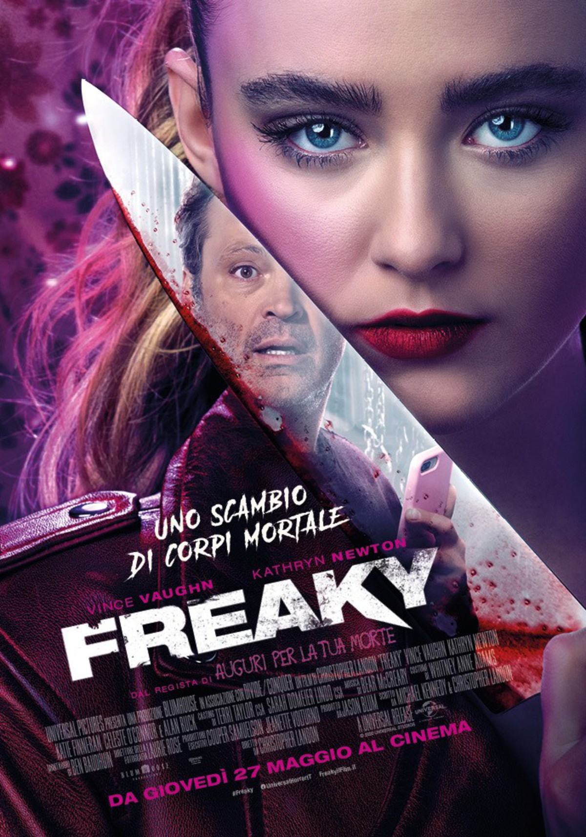 Film in uscita: Freaky