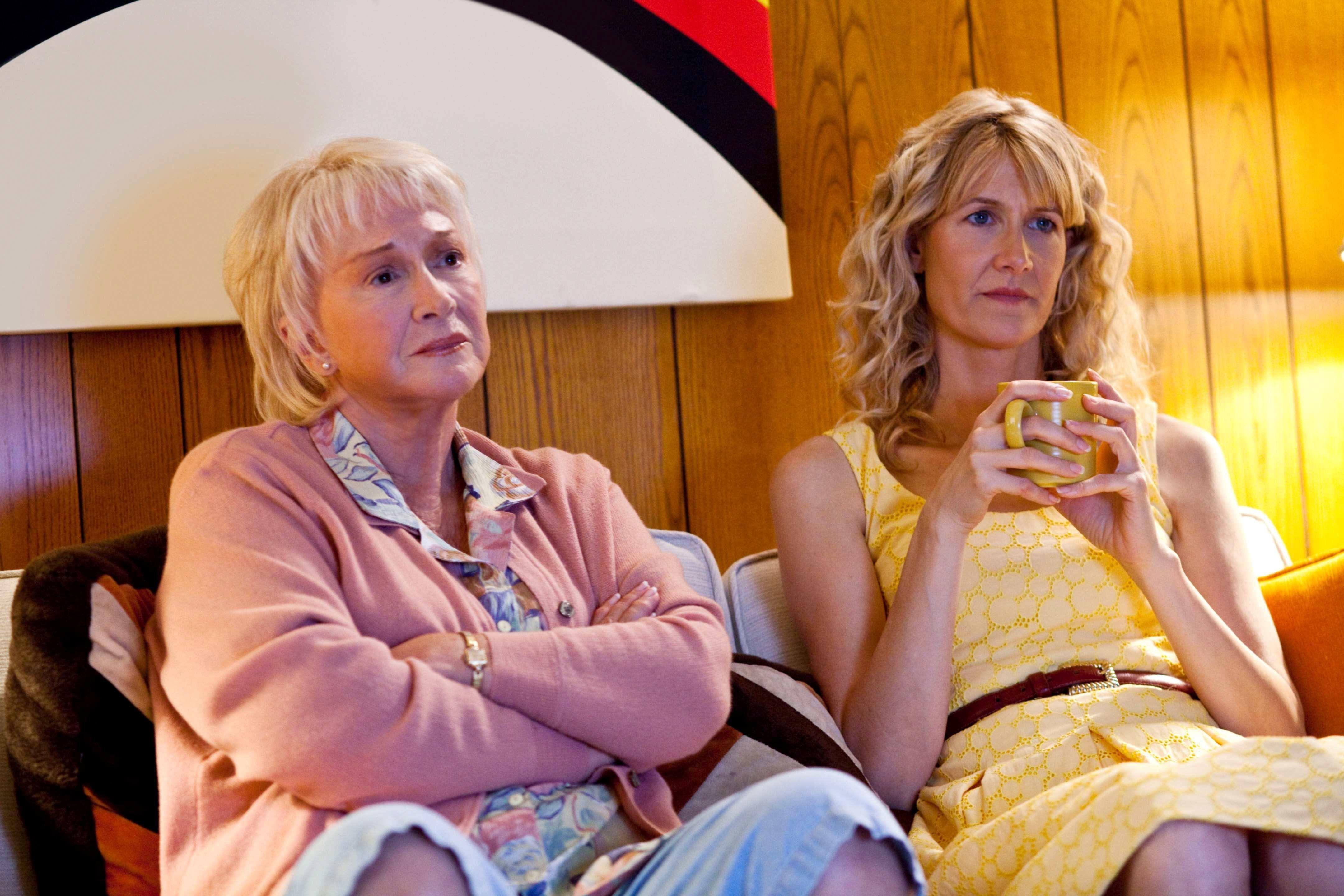 Enlightened recensione serie TV Sky con Laura Dern