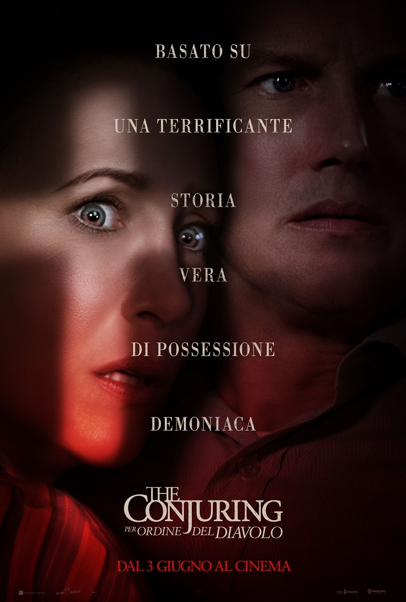 Film in uscita: The Conjuring - Per Ordine Del Diavolo