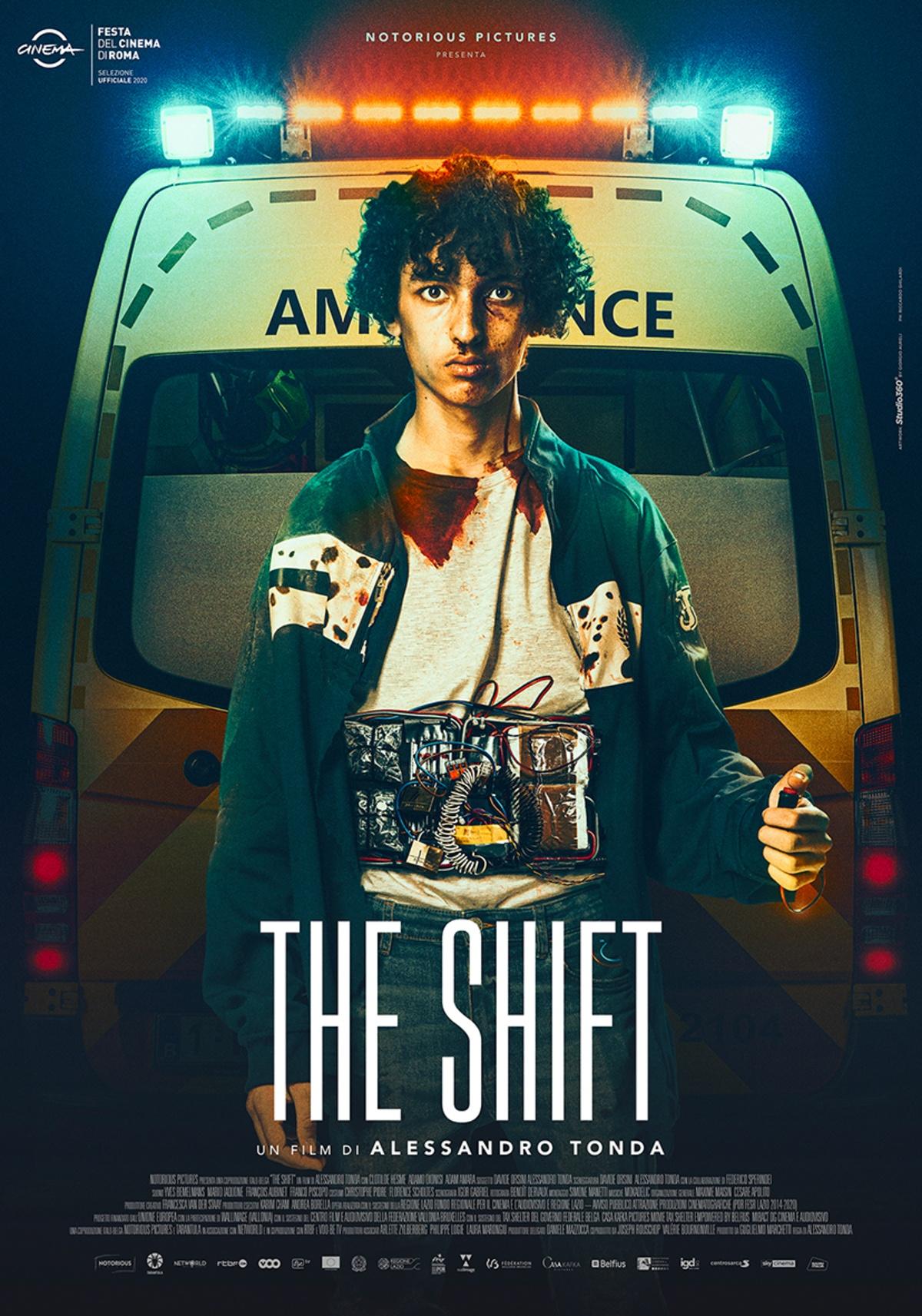 Film in uscita: The Shift