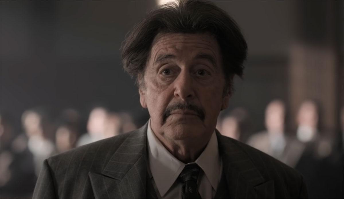 American Traitor: The Trial Of Axis Sally trailer trama e cast del film con Al Pacino
