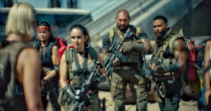 Army of the Dead recensione film Netflix di Zack Snyder con Dave Bautista