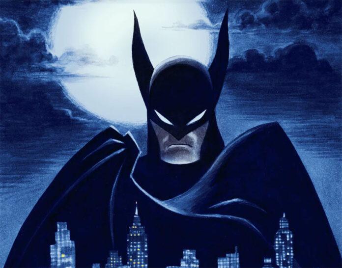 Batman: Caped Crusader la nuova serie animata su Batman di HBO Max