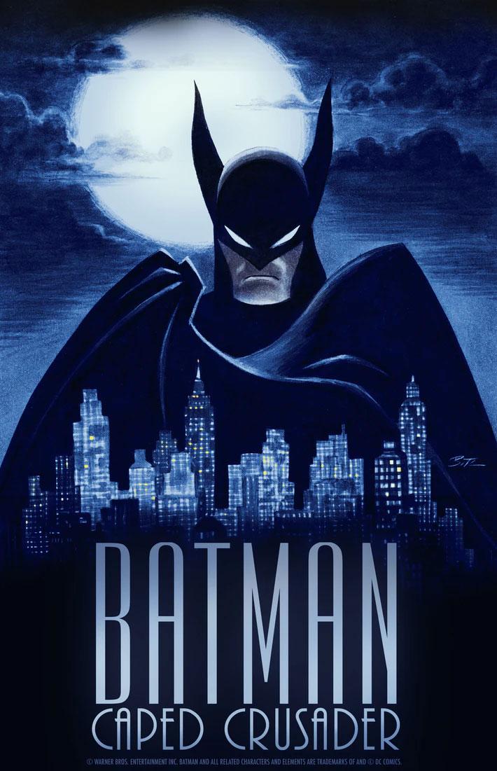 Batman: Caped Crusader: la nuova serie animata su Batman di HBO Max