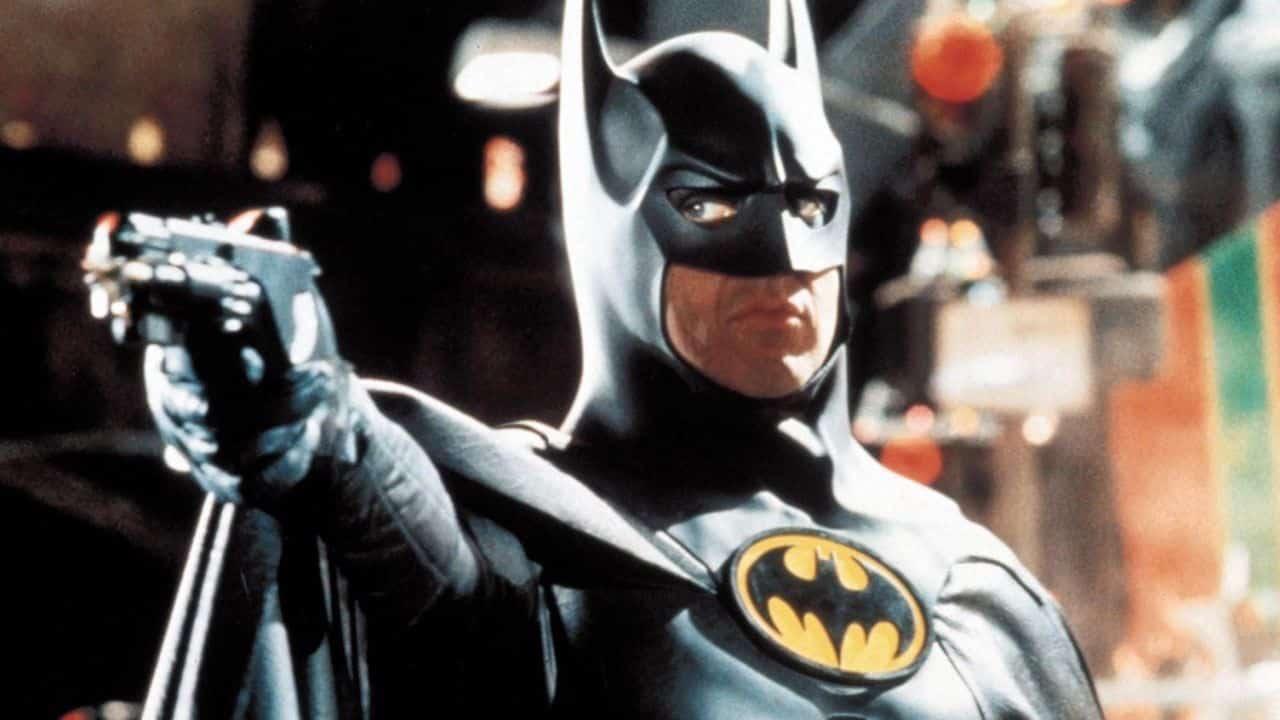 Il Batman di Michael Keaton