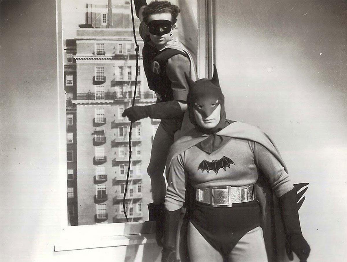 Il Batman di Lewis Wilson