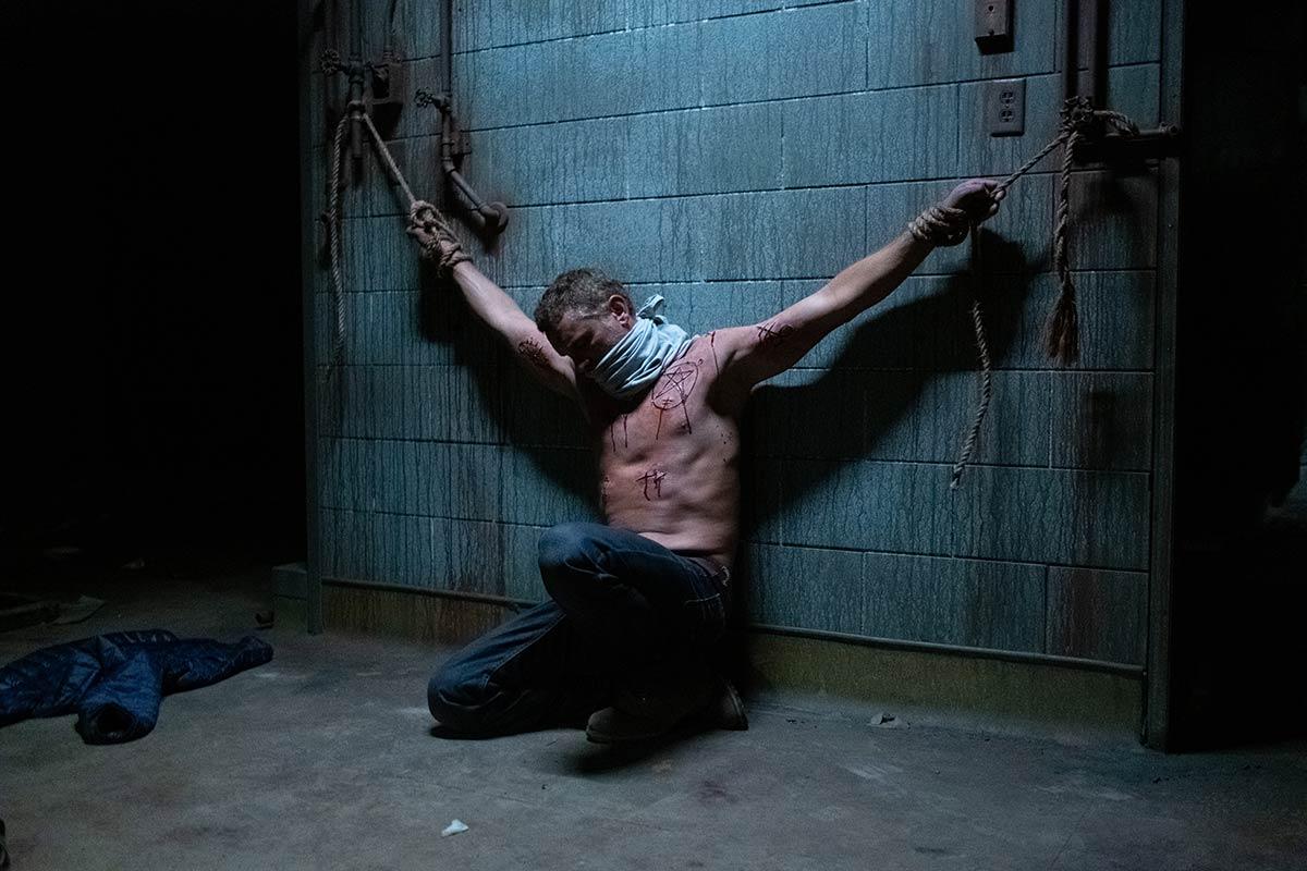 Chris William Martin in Demonic