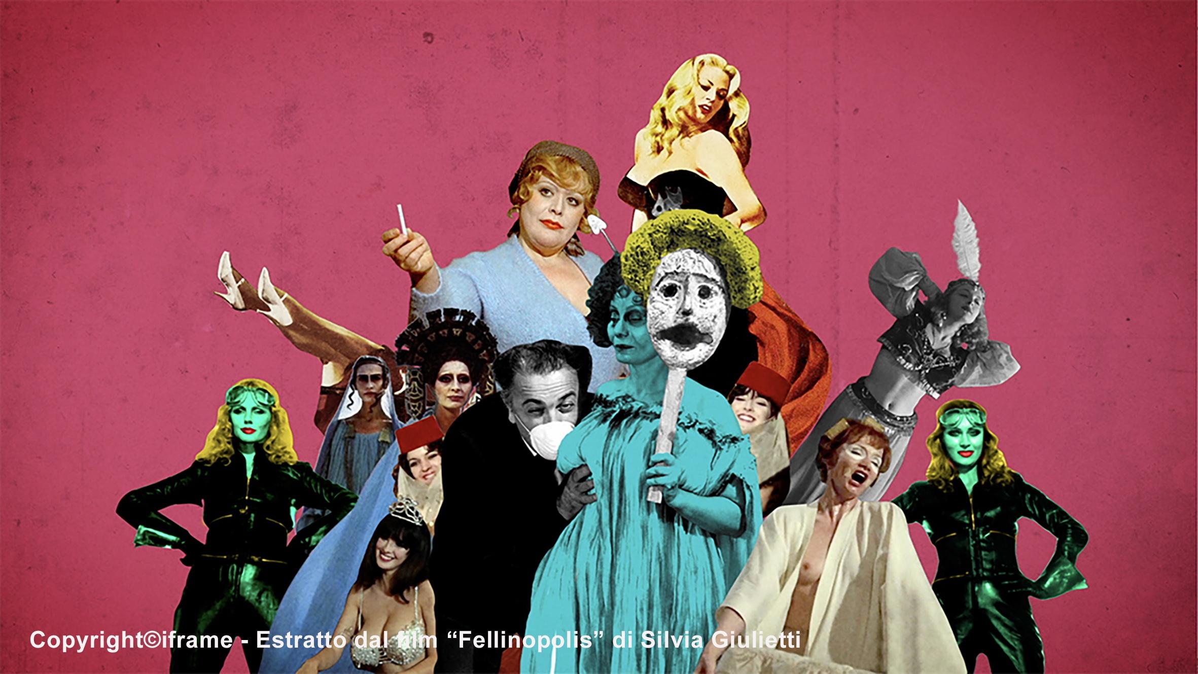 Fellinopolis recensione documentario di Silvia Giulietti su Federico Fellini