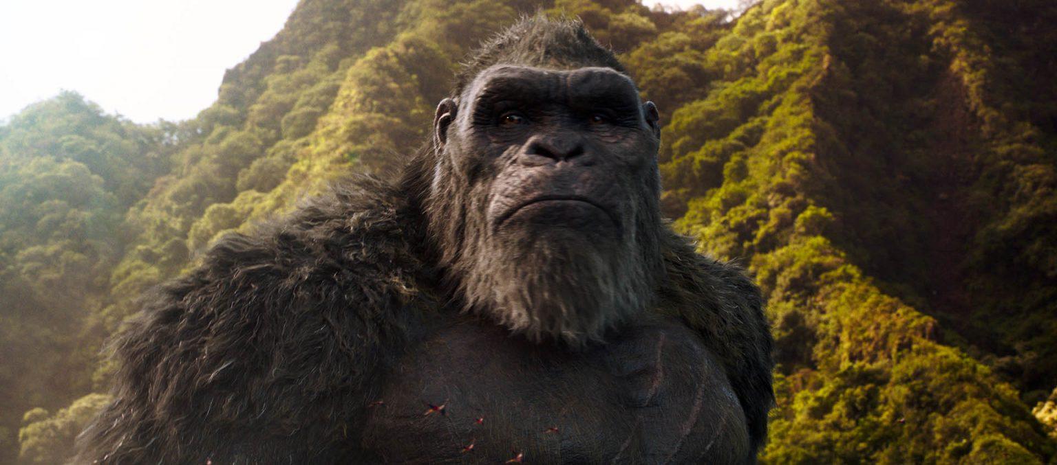 Kong a Skull Island