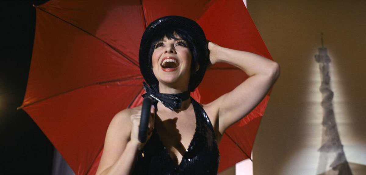 Krysta Rodrigez è Liza Minnelli