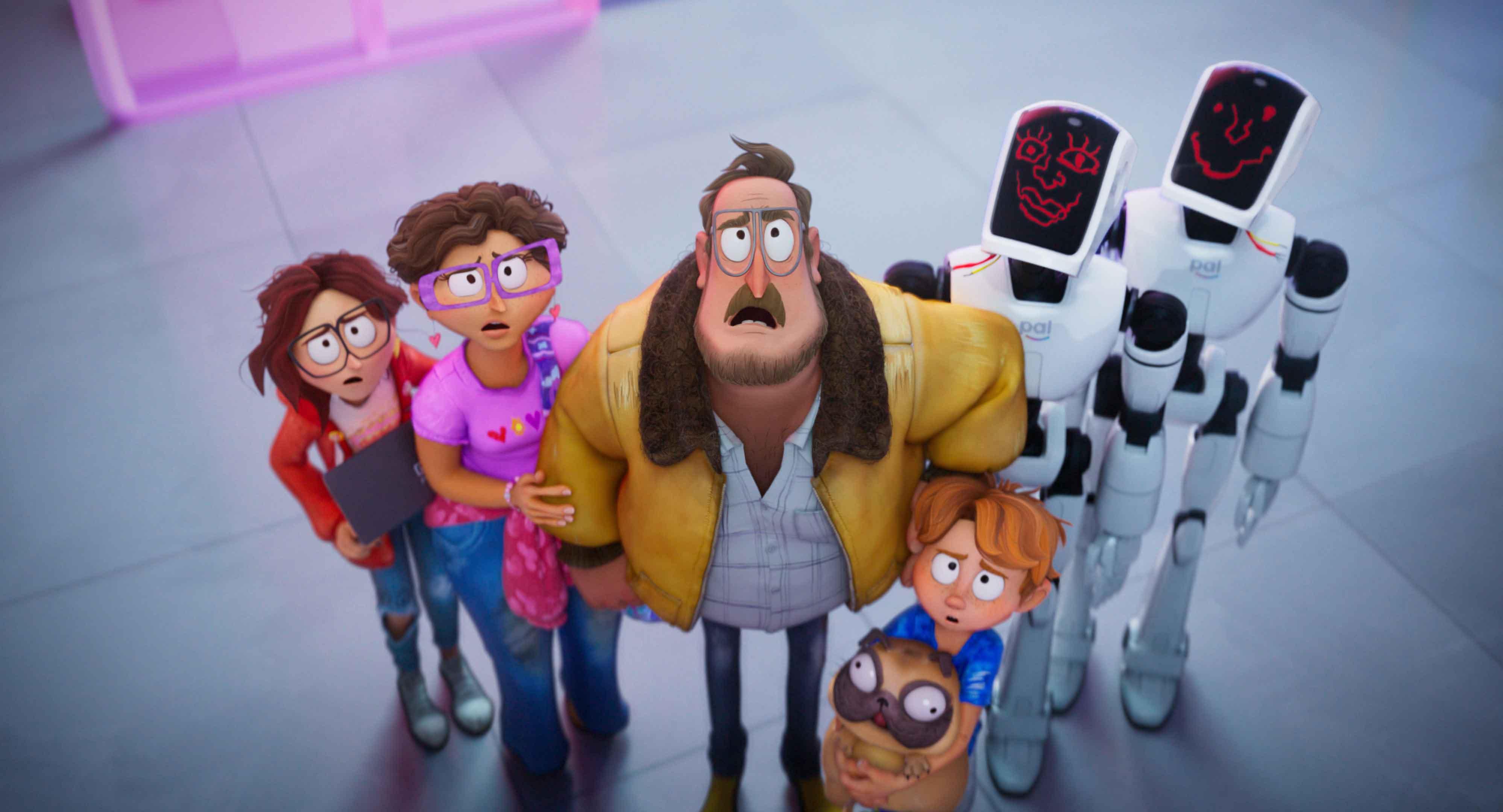 Il film d'animazione di Michael Rianda e Jeff Rowe