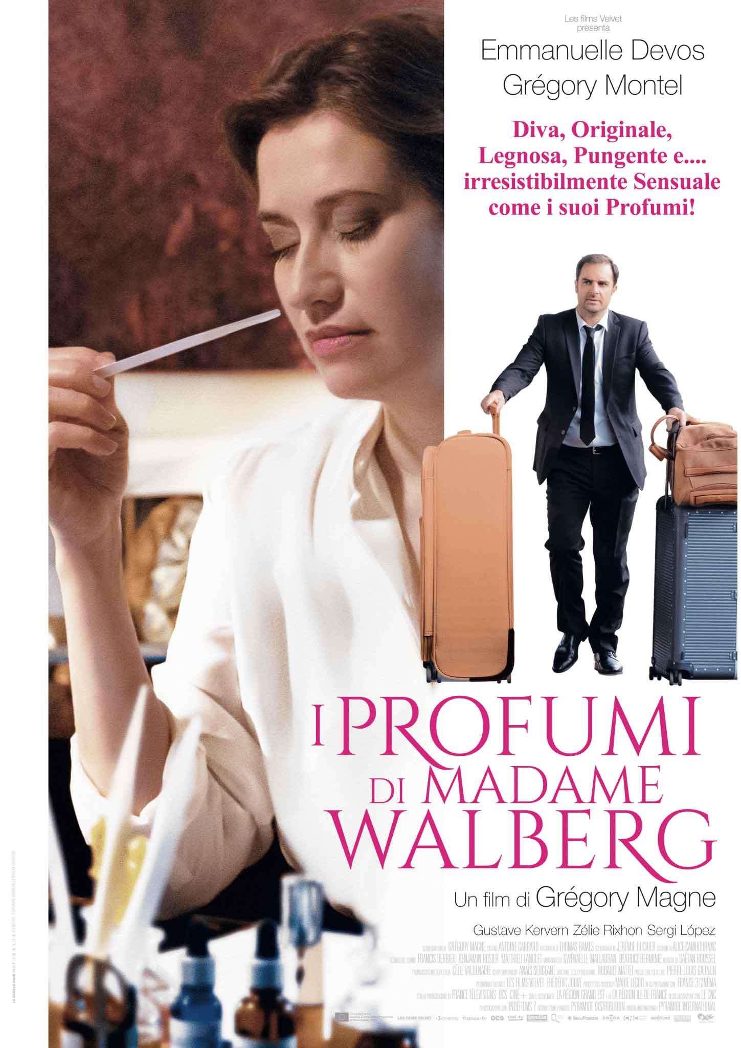 I profumi di Madame Walberg recensione film diGrégory Magne con Emmanuelle Devos