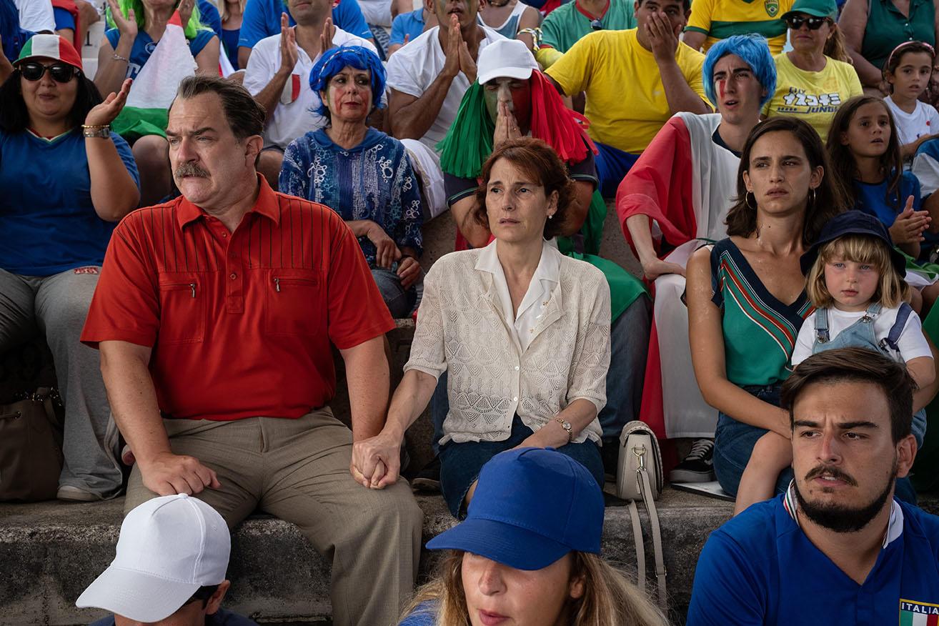 Il Divin Codino recensione film Netflix su Roberto Baggio con Andrea Arcangeli
