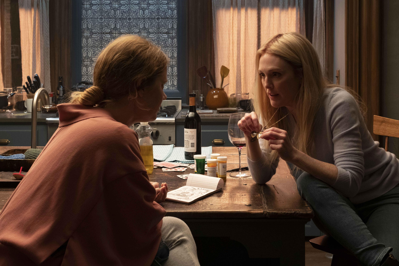 Amy Adams e Julianne Moore