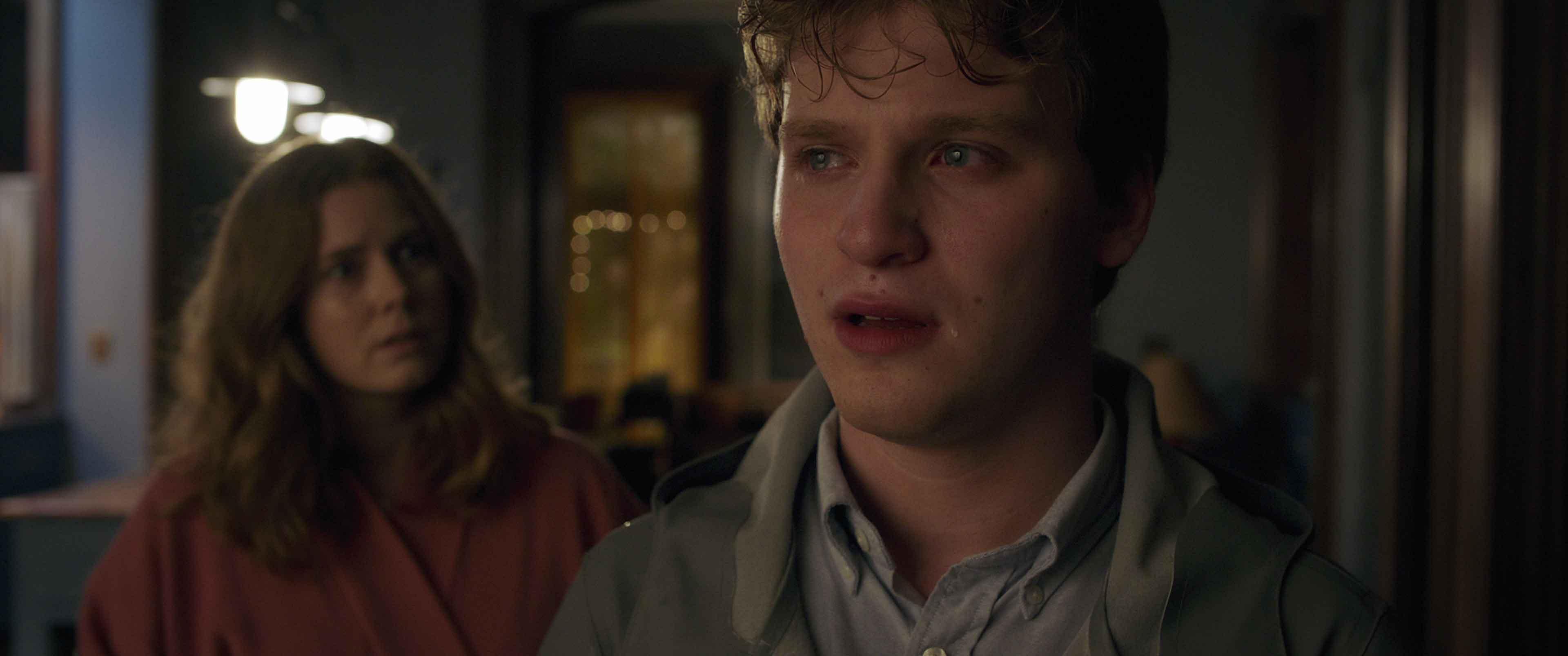 La donna alla finestra recensione film Netflix di Joe Wright con Amy Adams