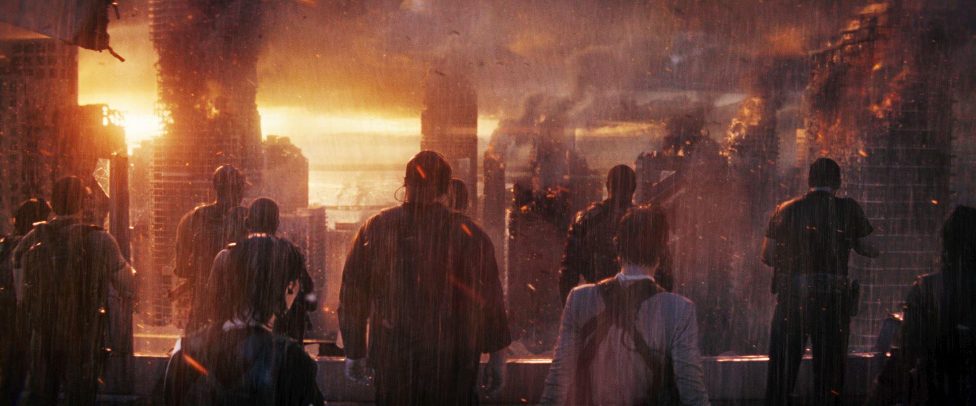 La guerra di domani il film di fantascienza Amazon