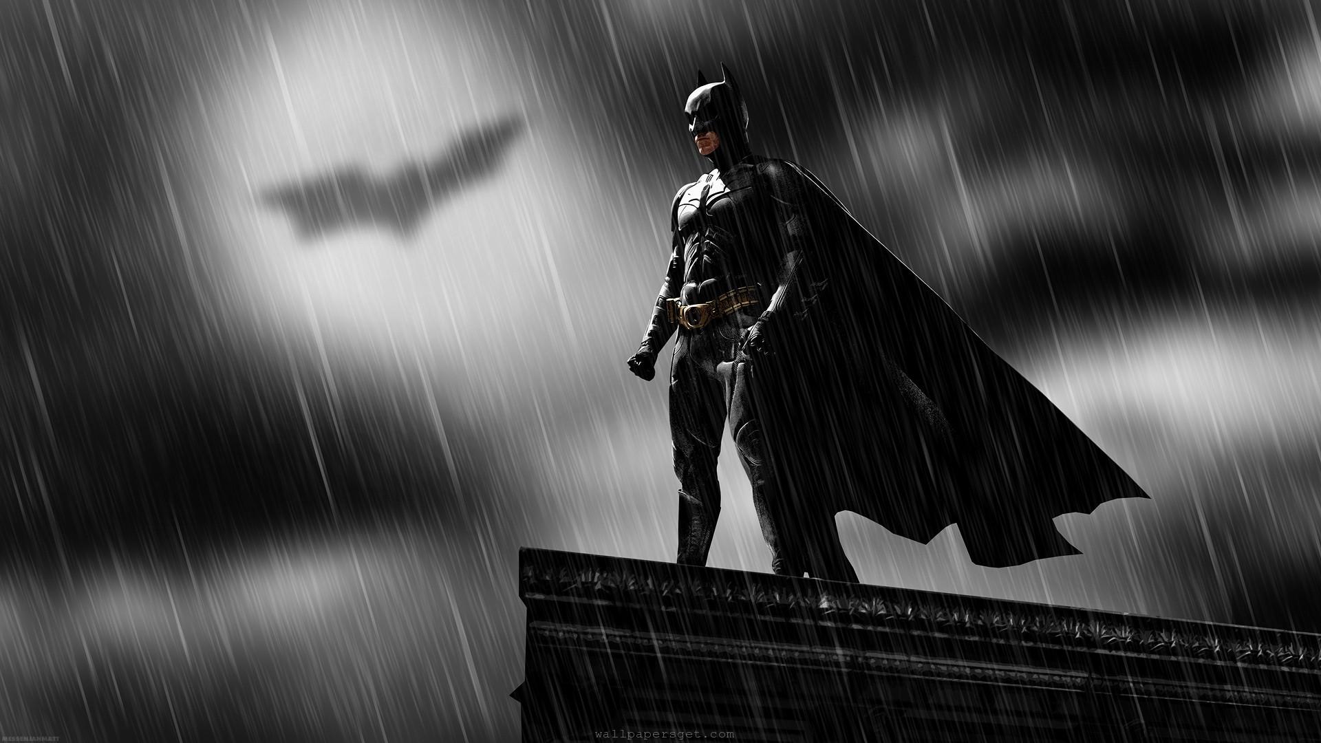 Bruce Wayne alias Batman
