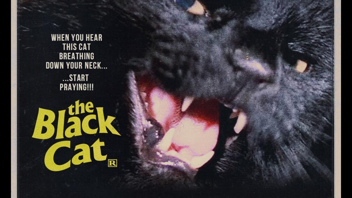 Gatto Nero di Lucio Fulci, fotografia di Sergio Salvati