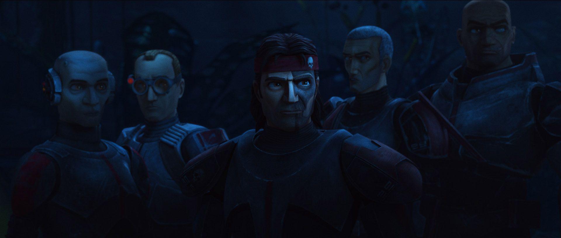 Star Wars: The Bad Batch recensione serie animata Lucasfilm su Disney+